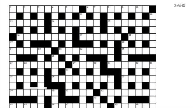 Kare11 is this the worlds hardest crossword puzzle voltagebd Image collections