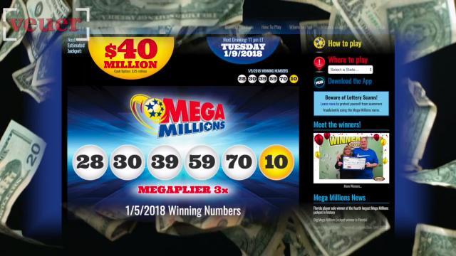 20 Year Old Claims 450m Mega Millions Jackpot 11alive Com
